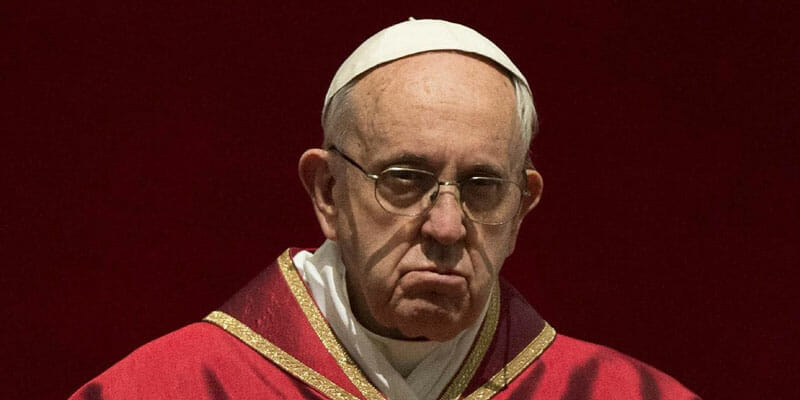 Ask Pope Francis To Respond To Cover-Up Allegations