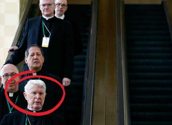 Disgraced Bishop Timlin Defies Diocese, Attends USCCB Fall Conference